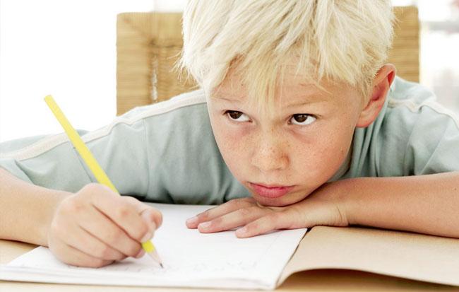 Dyslexi symtom